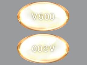 Vascepa 0.5 gram capsule