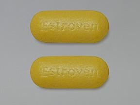 Estroven Maximum Strength 400 mcg tablet