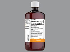 promethazine-phenylephrine-codeine 6.25 mg-5 mg-10 mg/5 mL syrup