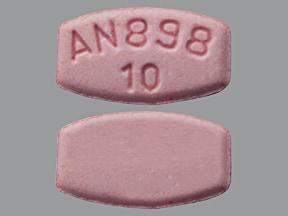 aripiprazole 10 mg tablet