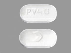 pravastatin 40 mg tablet