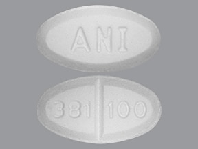 flecainide 100 mg tablet