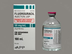 Fluorouracil Intravenous : Uses, Side Effects