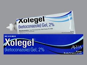 Xolegel 2 % topical