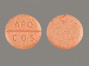 clonazepam 0.5 mg tablet