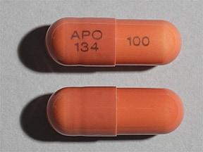 cyclosporine 100 mg capsule
