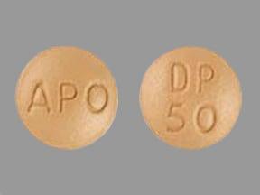 diclofenac potassium 50 mg tablet