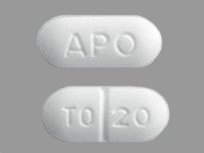 torsemide 20 mg tablet