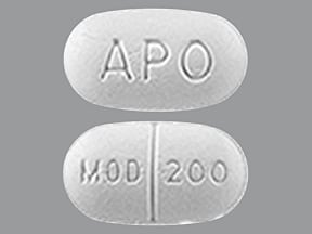modafinil 200 mg tablet