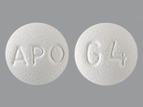 galantamine 4 mg tablet