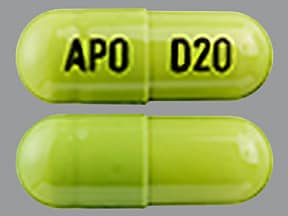 duloxetine 20 mg capsule,delayed release