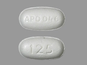 divalproex 125 mg tablet,delayed release