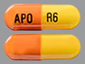 rivastigmine 6 mg capsule