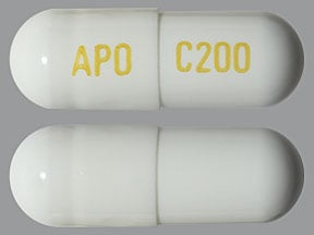 celecoxib 200 mg capsule