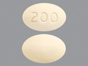 Stendra 200 mg tablet
