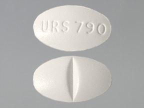 URSO Forte 500 mg tablet
