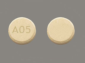 FazaClo 12.5 mg disintegrating tablet