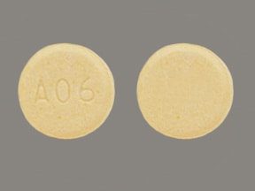 FazaClo 25 mg disintegrating tablet