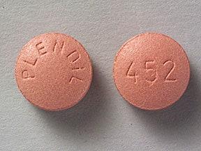 felodipine ER 10 mg tablet,extended release 24 hr