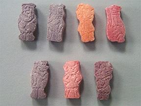 Flintstones/Extra C chewable tablet
