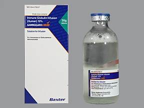 Gammagard Liquid 10 % injection solution