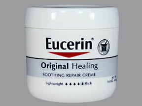 Eucerin topical cream