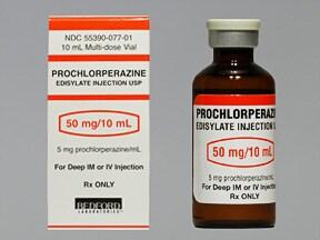 prochlorperazine Edisylate 5 mg/mL injection solution