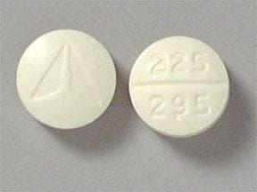 Anaspaz 0.125 mg disintegrating tablet