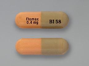 Flomax 0.4 mg capsule
