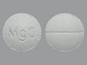 magnesium oxide 400 mg tablet