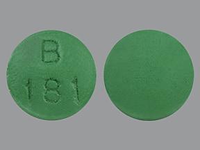 Ferrocite 324 mg (106 mg iron) tablet