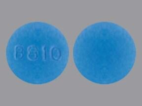 Metafolbic 6 mg-5 mg-50 mg-1 mg tablet