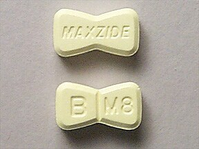 Maxzide 75 mg-50 mg tablet