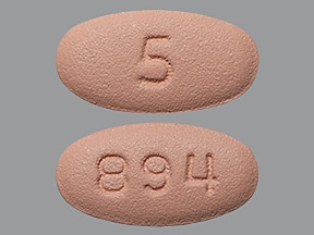 Eliquis 5 mg tablet