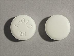Abilify 20 mg tablet