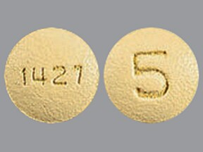 Farxiga 5 mg tablet
