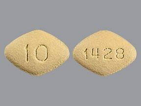 Farxiga 10 mg tablet