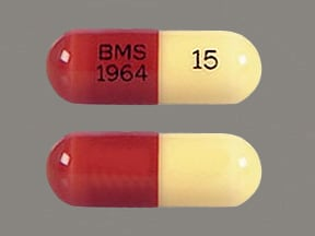 Zerit 15 mg capsule