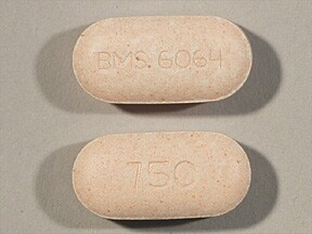 Glucophage XR 750 mg tablet,extended release