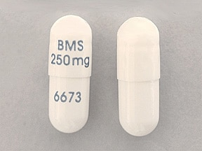 Videx EC 250 mg capsule,delayed release