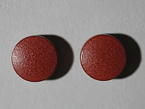 FE C 100 mg-250 mg tablet
