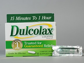 Dulcolax Side Effects
