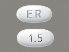 Mirapex ER 1.5 mg tablet,extended release