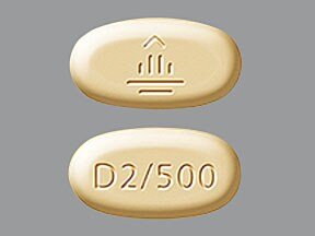 Jentadueto 2.5 mg-500 mg tablet