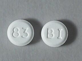 Mirapex 0.125 mg tablet