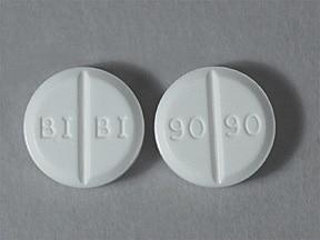 Mirapex 1 mg tablet