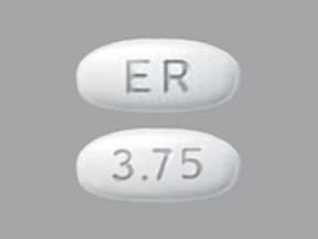 Mirapex ER 3.75 mg tablet,extended release