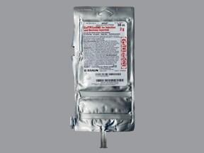 ceftriaxone 2 gram/50 mL in dextrose (iso-osm) intravenous piggyback