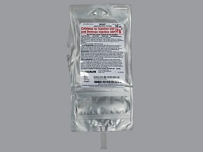 cefotetan 2 gram/50 mL in dextrose (iso-osmotic) intravenous piggyback