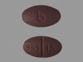 Trexall 15 mg tablet